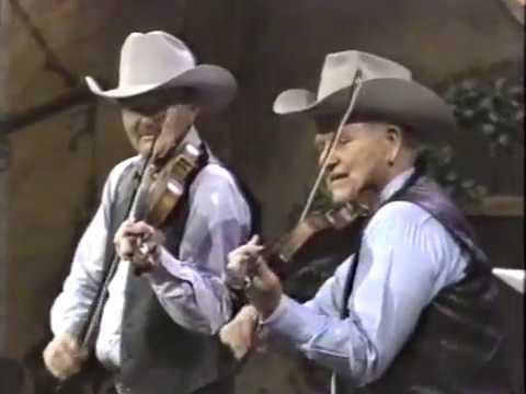 Johnny Gimble Texas Swing Twin Fiddle Instrumental Liebestraum