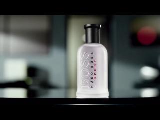 Реклама hugo boss boss bottled sport ( тверь парфюм )