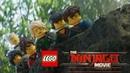 ТЕМНО И НЕПОНЯТНО 🌑 The Lego Ninjago Movie Videogame