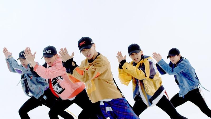 A.C.E(에이스) - Callin MV Dance ver.