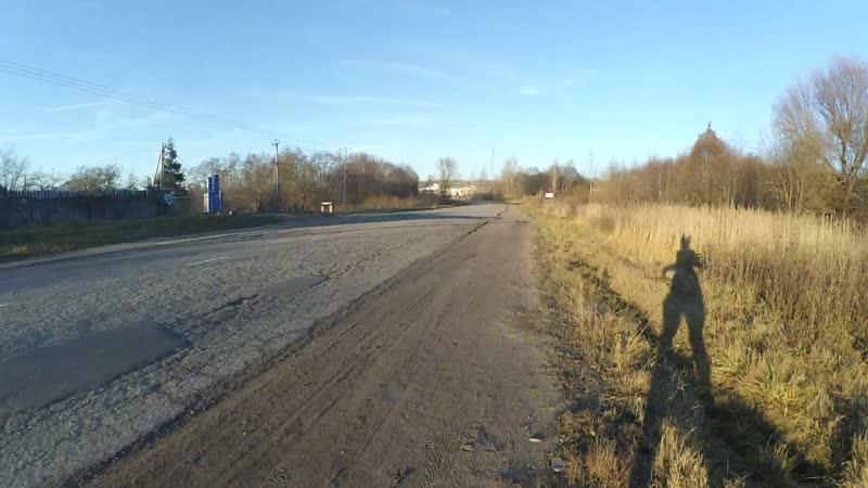YDXJ0140 Боярская дорожка 5км.500 м. ( Вечером рожищи , утром паучищи )