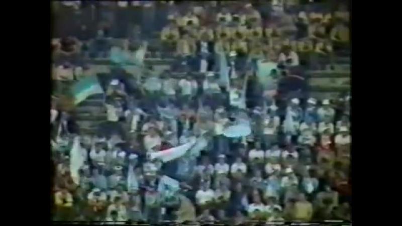 Кубок Европейских Чемпионов 197879. Ноттингем Форест (Англия) - Мальме (Швеция)