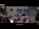[РУСС. САБ] 180416 Zhang Yixing (张艺兴) LAY — The Golden Eyes За кадром (14)