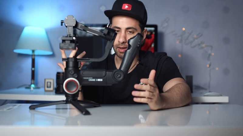 TRUTH about the Zhiyun Crane 3 Lab Gimbal Review with Pros Cons