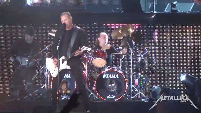 Metallica - Lords of Summer (Live in Bogota, Colombia 2014)