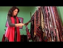 Indian Designer Creates DIY Recycled Fashion from Thrifted Clothing