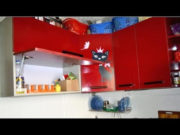 Будь она неладна эта Хрущевка, но другой то нет вот и Кухня 6 кв метра