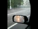 Ливни пришли в Минск