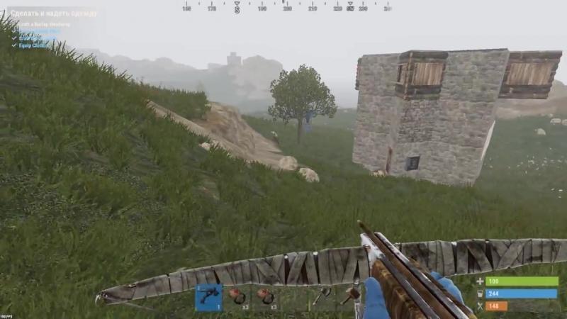 [MonarhisT] Rust Нашел 2 китайских отбойных молотка которые не формят руду !