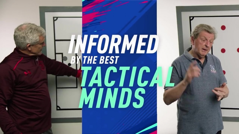 FIFA 19 | New Gameplay Features | Dynamic Tactics