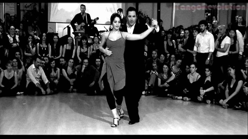 Natalia Ochoa y Daniel Montano live Otros Aires