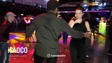 (Mobile Camera) Daniel Souza and Lady Salsa Dancing at SFS 2018, Friday 23.02.2018