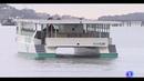 ECOCAT, barco eléctrico, salida a zona de amarre - TVE (EN subs)