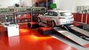 Prova Potenza Alfa Romeo 159