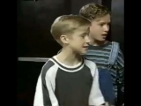 Ryan Gosling and Justin Timberlake in MC7 opening with special guest Xscape