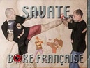 Savate : le noble art