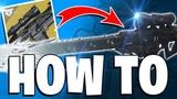 Destiny 2 - How To Start BLACK SPINDLE - Whisper Of The Worm EXOTIC - Mission / Questline