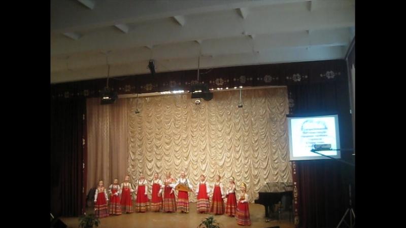 21.03.2018 г.Новомичуринск Сердцу - песнь, а песне – жизнь