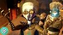 Мегамозг хочет создать супергероя. Мегамозг (2010) год.