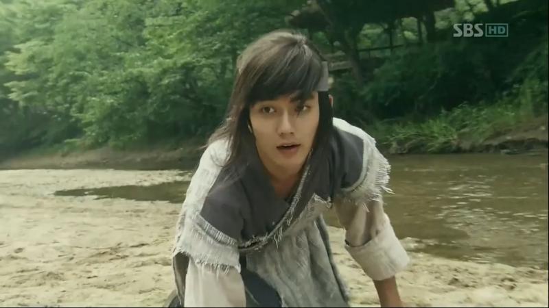 Клип фанвидео Воин Пэк Тон Су/Warrior Baek Dong Soo (Ё Вун) (Let me out)