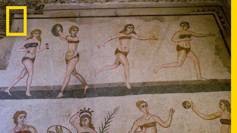 See Some of the Best Ancient Roman Tile Work in the World | National Geographic