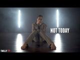 Not Today - Alessia Cara - Choreography by JoJo Gomez Ft. Jade Chynoweth, Kaycee Rice, Sean Lew