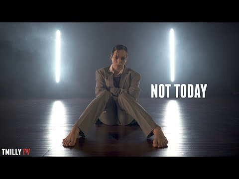 Not Today - Alessia Cara - Choreography by JoJo Gomez Ft. Jade Chynoweth, Kaycee Rice, Sean Lew