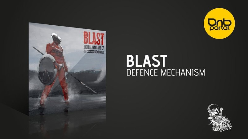 Blast - Defence Mechanism [Future Sickness Records]