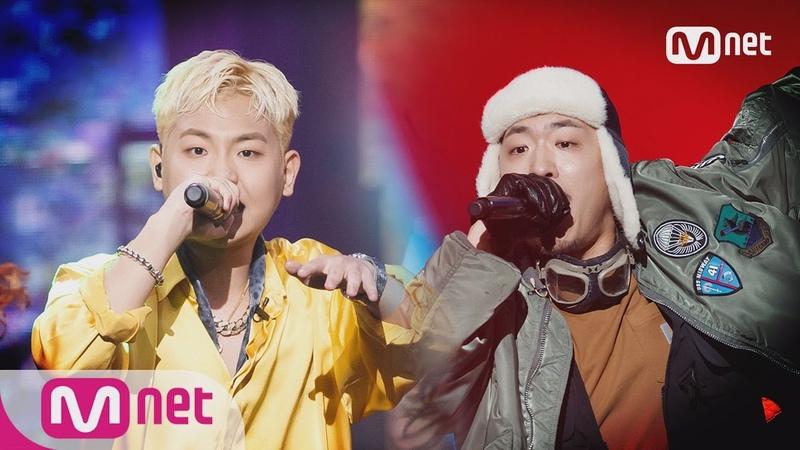 Show Me The Money777 [단독/선공개] 하얗게 불태운 데스매치! 수퍼비vsODEE @1차 공연 (오늘 밤 11시 483