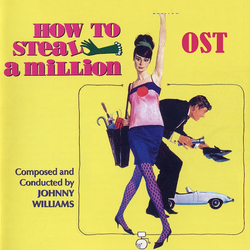John Williams альбом How to Steal a Million - Original Sound Track