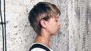 How to cut short pixie women's haircut