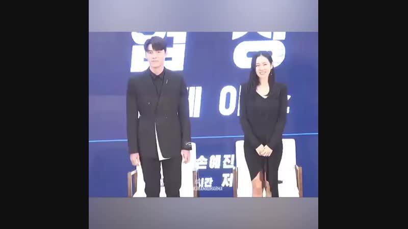 Хён Бин 💣💥💛 Сон Йе Чжин