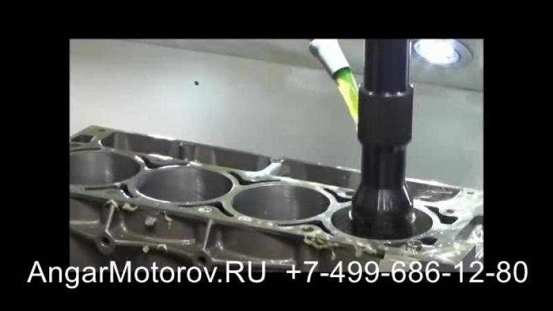 Ремонт Головки Блока (ГБЦ) Audi A5 1.8 TFSI Шлифовка Опрессовка Сварка Восстановление постелей