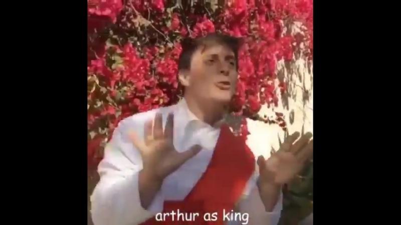 Merlin BBC | Мерлин | Arthur Pendragon | Bradley James