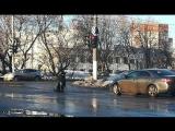 В Кирове дальнобойщик без ног просил милостыню на дороге