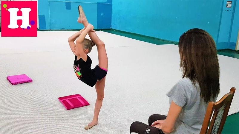 Индивидуальная тренировка МАСТЕРСТВО с обручем / Художественная гимнастика / булавы
