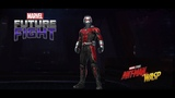 Marvel Future Fight T2 Ant-Man Review Ant-Man And The Wasp Uniform 漫威未來之戰 T2蟻人 蟻人與黃蜂女 制服