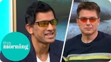 Dr Chatterjee's Hacks to De-Stress This Morning with John Barrowman and Holly Willoughby