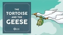 Learn English Listening | English Stories - 13. The Tortoise and the Geese