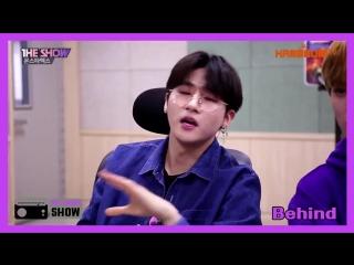 [VK][20180423] Minhyuk, IM Special MC VCR @ SBS MTV The Show Behind