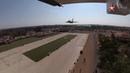 Высший пилотаж на Як-130 в небе Лаоса: захватывающие кадры