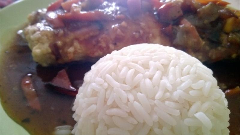 Кулинарный блог ЕДА ЗА 100 РУБЛЕЙ: свинина в айвовом соусе (китайская кухня)