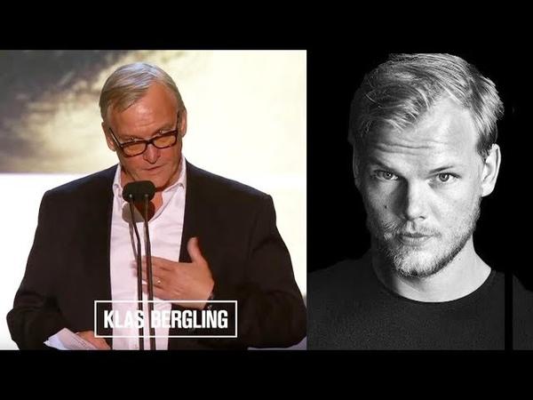 Hederspris tilldelas Tim Avicii Bergling - Grammisgalan 2019 (TV4 Play)