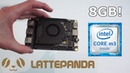 The Most Powerful Single Board Computer LattePanda Alpha Review