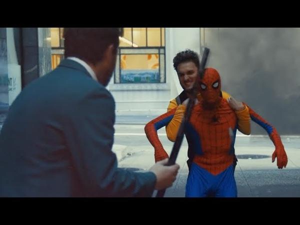 Короткометражка Человек-паук: День торта (Spider-man: Cake day) HD 1080