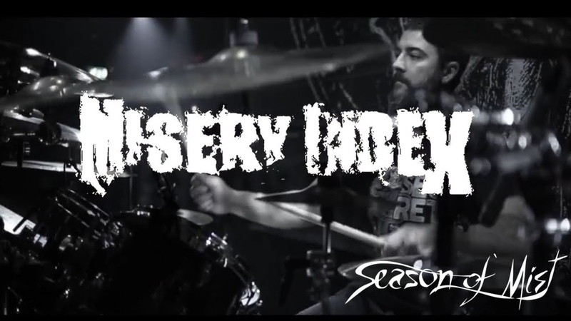 Misery index - New Salem (Official Music Video)