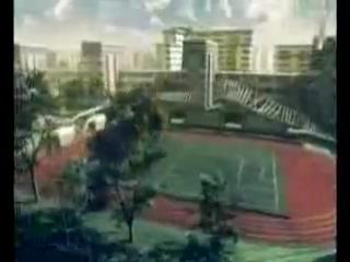 Presentation of the Kazan Universiade-2013 Athetes village