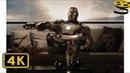 Первое Появление Марк 42 | Железный человек 3 | 4K ULTRA HD
