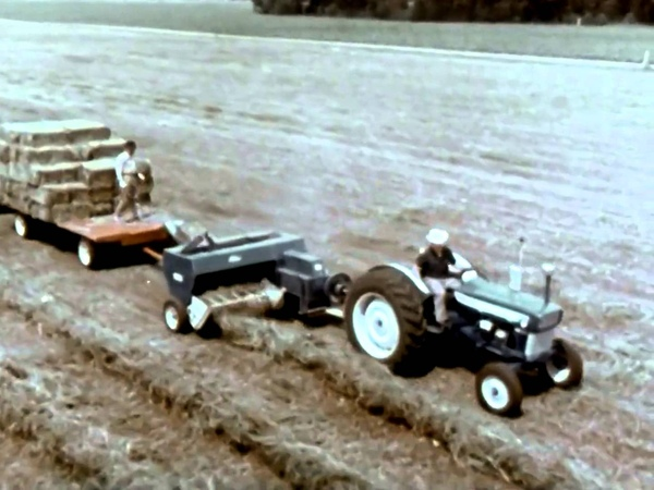 Ford Tractor Promotion ~ 1964 Ford Motor Company