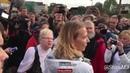 Immigration et insécurité : des Allemands en colère face à une journaliste de gauche